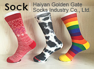 Haiyan Golden Gate Socks Industry Co., Ltd.