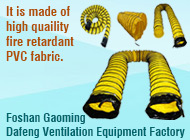 Foshan Gaoming Dafeng Ventilation Equipment Factory