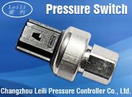 Changzhou Leili Pressure Controller Co., Ltd.