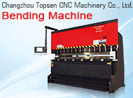 Changzhou Topsen CNC Machinery Co., Ltd.