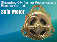 Shengzhou City Fushen Mechanical and Electrical Co., Ltd.