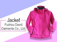 Fuzhou David Garments Co., Ltd.
