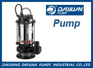 Zhejiang Dayuan Pumps Industrial Co., Ltd.