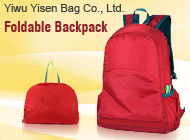 Yiwu Yisen Bag Co., Ltd.