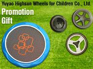 Yuyao Highsun Wheels for Children Co., Ltd.