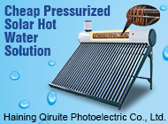 Haining Qiruite Photoelectric Co., Ltd.