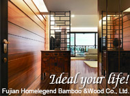 Fujian Homelegend Bamboo &Wood Co., Ltd.