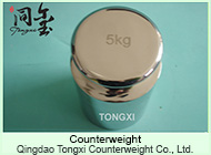 Qingdao Tongxi Counterweight Co., Ltd.
