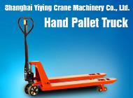 Shanghai Yiying Crane Machinery Co., Ltd.