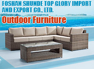 FOSHAN SHUNDE TOP GLORY IMPORT AND EXPORT CO., LTD.