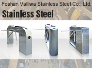 Foshan Valliwa Stainless Steel Co., Ltd.