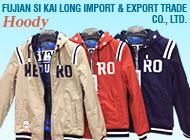 FUJIAN SI KAI LONG IMPORT & EXPORT TRADE CO., LTD.