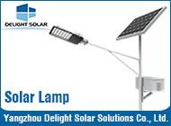 Yangzhou Delight Solar Solutions Co., Ltd.