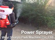Wuyi Shunyu Park Machine Co., Ltd.