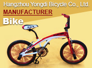 Hangzhou Yongdi Bicycle Co., Ltd.
