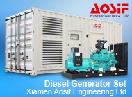 Xiamen Aosif Engineering Ltd.