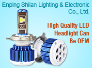 Enping Shilan Lighting & Electronic Co., Ltd.