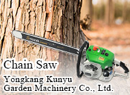 Yongkang Kunyu Garden Machinery Co., Ltd.