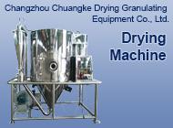 Changzhou Chuangke Drying Granulating Equipment Co., Ltd.
