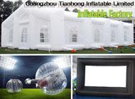 Guangzhou Tianhong Inflatable Limited