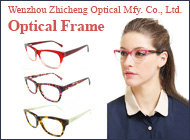 Wenzhou Zhicheng Optical Mfy. Co., Ltd.