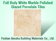Foshan Amaha Building Materials Co., Ltd.