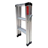 3 Steps Aluminium Ladder