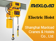 Shanghai Maxload Cranes & Hoists Co., Ltd.