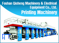 Foshan Qicheng Machinery & Electrical Equipment Co., Ltd.