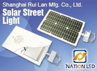 Shanghai Rui Lan Mfg. Co., Ltd.