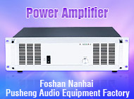 Foshan Nanhai Pusheng Audio Equipment Factory