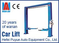 Hefei Puyue Auto Equipment Co., Ltd.