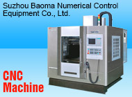 Suzhou Baoma Numerical Control Equipment Co., Ltd.