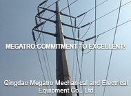 Qingdao Megatro Mechanical and Electrical Equipment Co., Ltd.