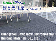 Guangzhou Davidsnow Environmental Building Materials Co., Ltd.