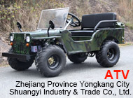 Zhejiang Province Yongkang City Shuangyi Industry & Trade Co., Ltd.