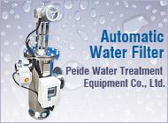 Peide Water Treatment Equipment Co., Ltd.