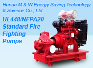 Hunan M & W Energy Saving Technology & Science Co., Ltd.