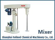 Shanghai Refined Chemical Machinery Co., Ltd.