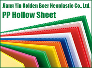 Jiang Yin Golden Boer Neoplastic Co., Ltd.