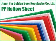 Jiang Yin Golden Boer Neoplastic Co., Ltd.