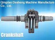 Qingdao Desheng Machine Manufacture Co., Ltd.