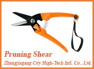 Zhangjiagang City High-Tech Intl. Co., Ltd.