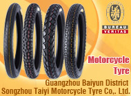 Guangzhou Baiyun District Songzhou Taiyi Motorcycle Tyre Co,. Ltd.