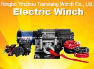 Ningbo Yinzhou Tianxiang Winch Co., Ltd.
