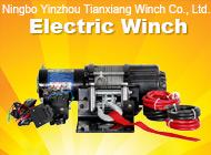 Ningbo Yinzhou Tianxiang Winch Co., Ltd.