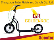 Changzhou Jintan Goldenroc Bicycle Co., Ltd.