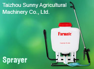 Taizhou Sunny Agricultural Machinery Co., Ltd.