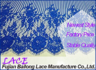 Fujian Bailong Lace Manufacture Co., Ltd.