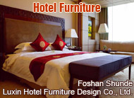 Foshan Shunde Luxin Hotel Furniture Design Co., Ltd.